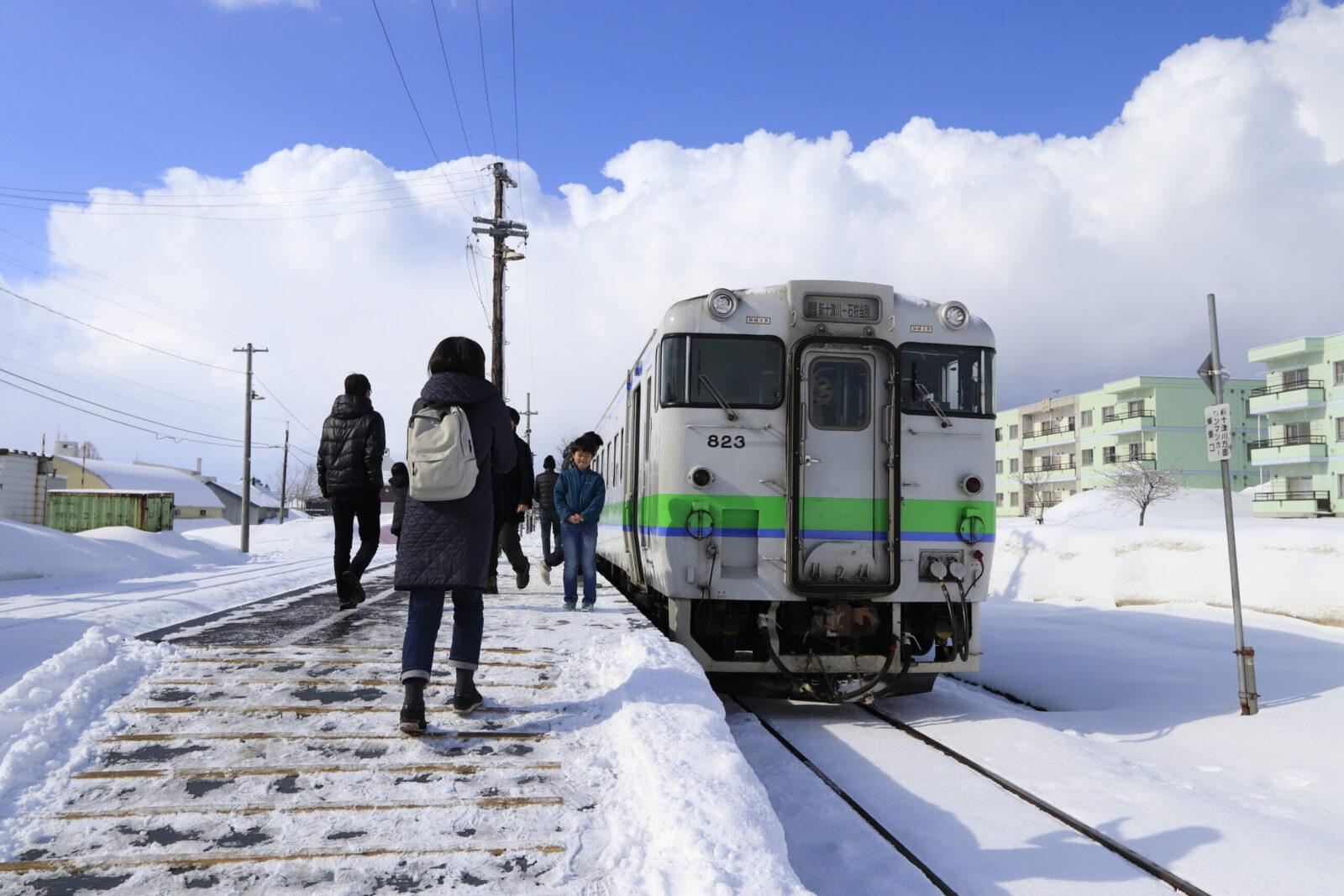 地方鉄道のイメージ