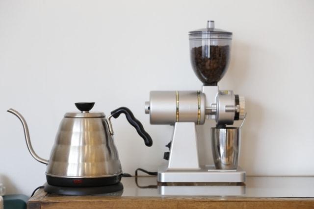 【最新】おすすめ電動コーヒーミル3選を徹底解説