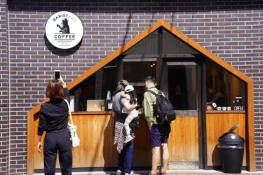 Baristart Coffeeで手軽にコーヒー|札幌カフェ(西4丁目)