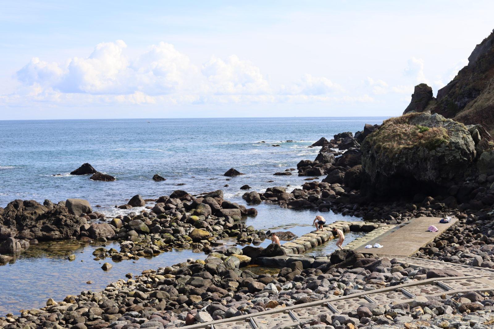 【秘湯】函館・水無海浜温泉の日帰り入浴のすすめと注意点