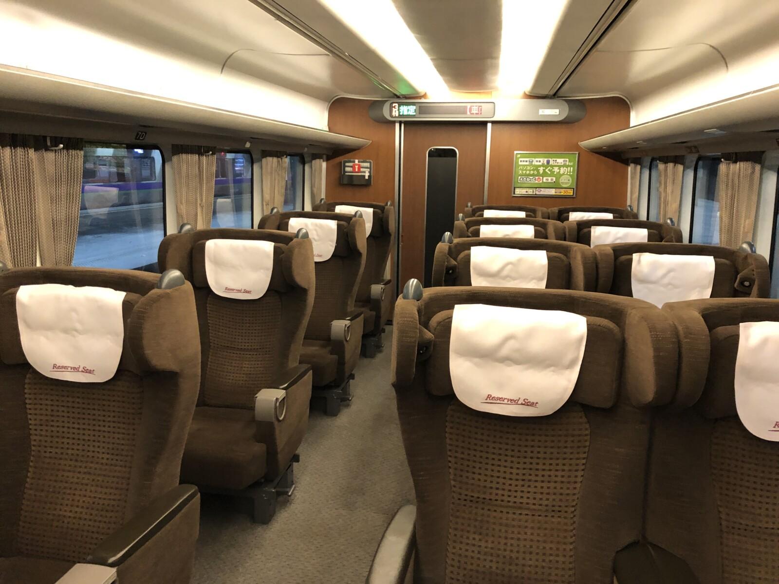 なぜJR北海道No.1グリーン車は281・283系なのか